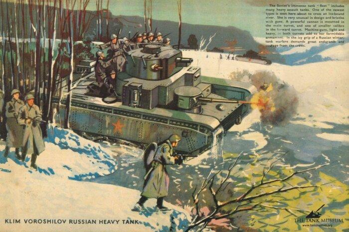Британская открытка. /Фото: i.postimg.cc