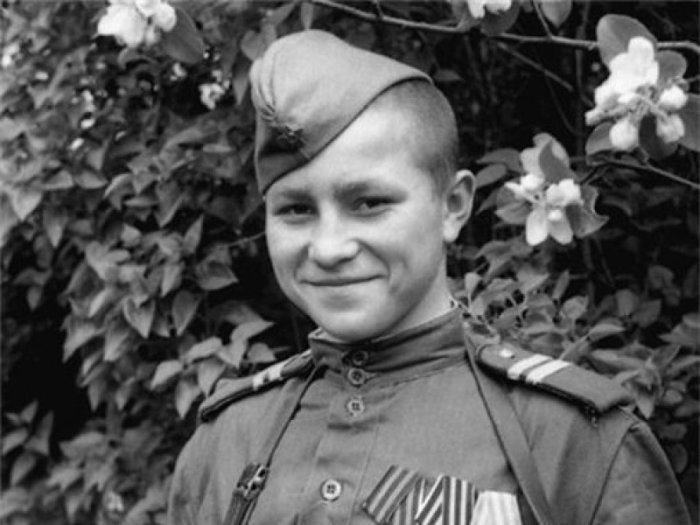 Полный кавалер Ордена Славы Ваня Кузнецов. /Фото: pandoraopen.ru