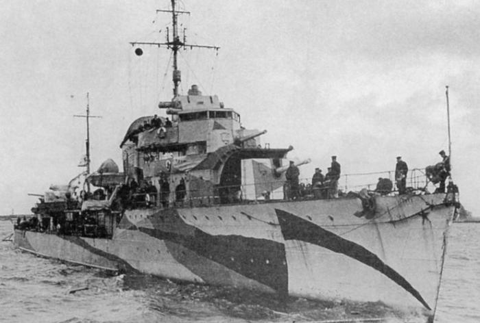 В 1933-м на Баренцевом море появилась первая группа боевых кораблей. /Фото: newsland.com