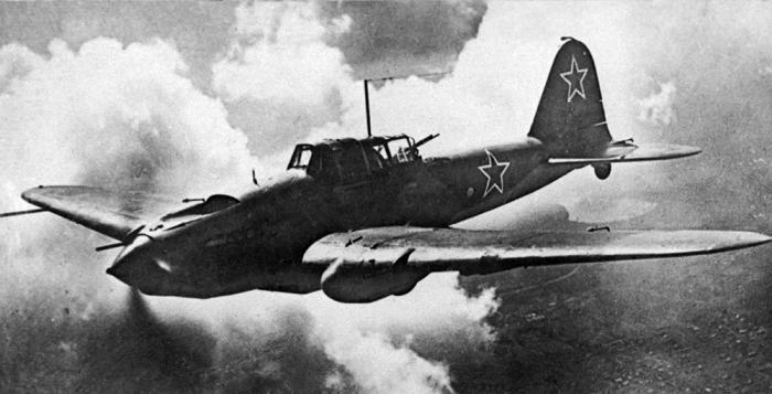 Ил-2, штурмовавший немцев в помощь финнам./Фото: cdn.tvc.ru