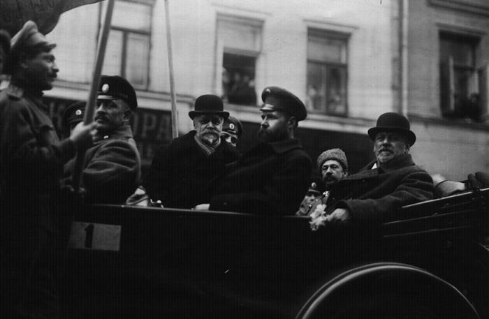 Михаил Родзянко считал себя «второй особой» в империи./Фото: historyrussia.org