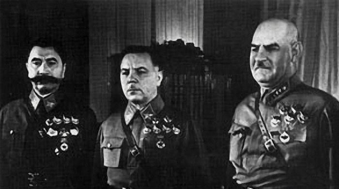 История маршала Кулика закончилась печально – 24 августа 1950 года его расстреляли. Тело захоронено на территории Донского кладбища Москвы./Фото: mtdata.ru