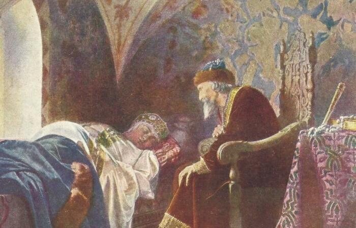 Василиса Мелентьева имела большое влияние на царя. /Фото: startour.ru