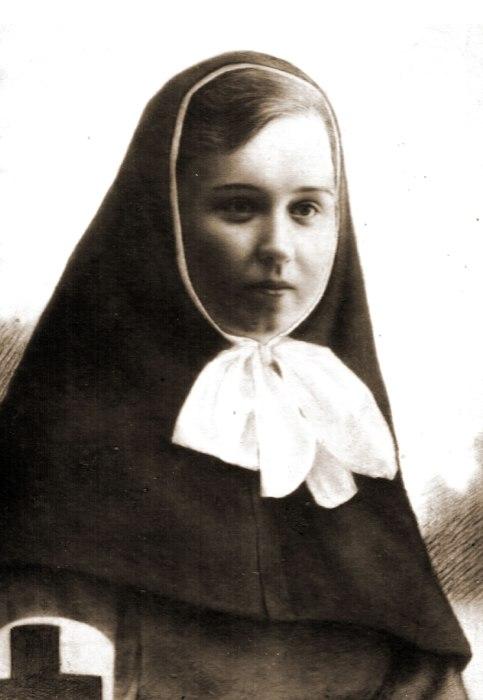 Римма Михайловна Иванова – сестра милосердия, участница Первой мировой войны./Фото: pp.userapi.com