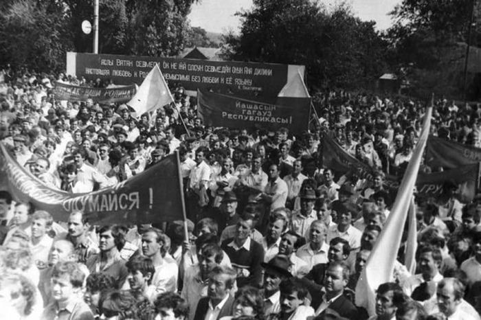 Митинг в поддержку Гагаузской республики. /Фото: newsmaker.md