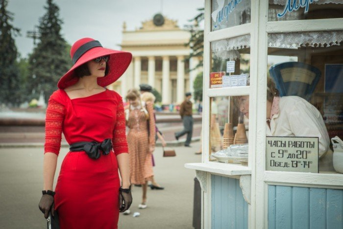Манекенщиц не жаловали в советском обществе./Фото: moiarussia.ru