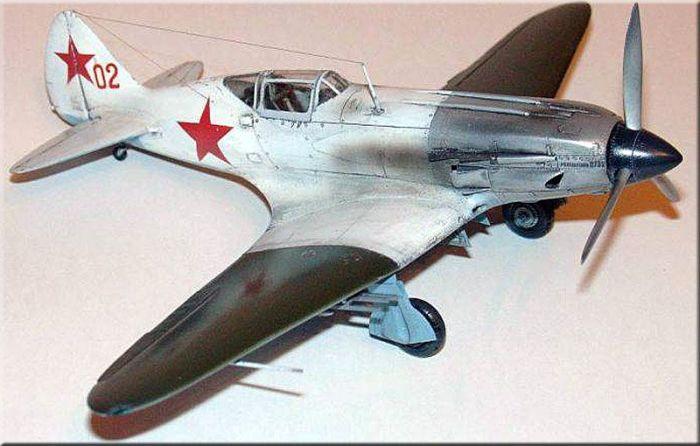 Самолёты-«невидимки» в ВОВ не использовались. На фото – МиГ-3 (эта модель составляла более трети самолётного парка советской ПВО). /Фото: img11.postila.io