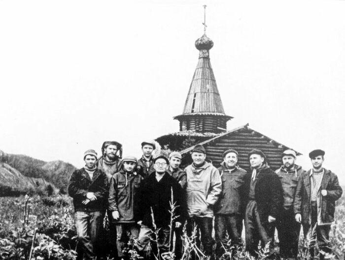 Советская экспедиция. /Фото: joker.ykt.ru