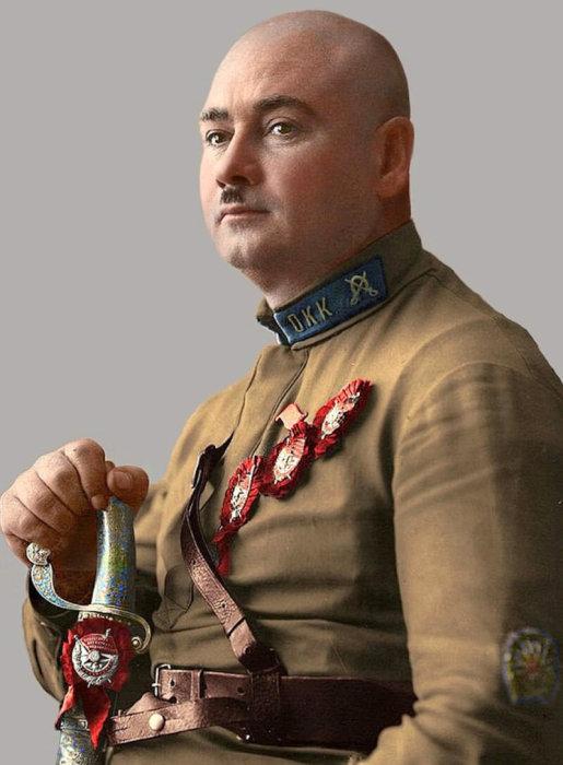 Красный командир Григорий Котовский./Фото: avatars.mds.yandex.net