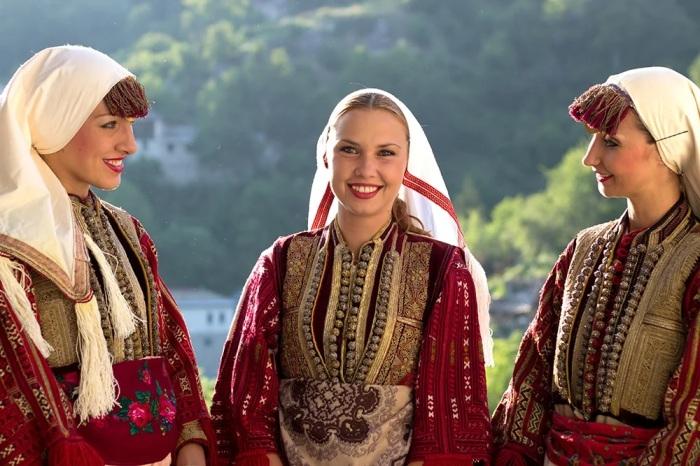 Южные славяне - македонцы. /Фото: avatars.mds.yandex.net