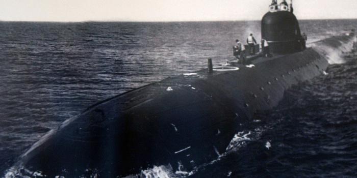 Советская атомная подводная лодка «К-181»./Фото: vpk.name