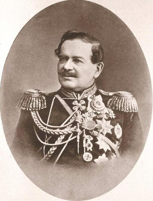 Генерал-губернатор В.А. Долгоруков./Фото: cdn.turkaramamotoru.com