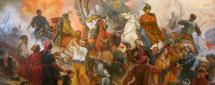Поляки не простили Хмельницкому союза с татарами. /Фото: avatars.mds.yandex.net