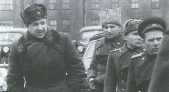 В. С. А. после войны. /Фото: persons-info.com