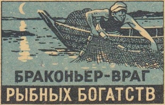 Борьба с браконьерством велась и на информационном уровне. /Фото: gazetaschk.ru