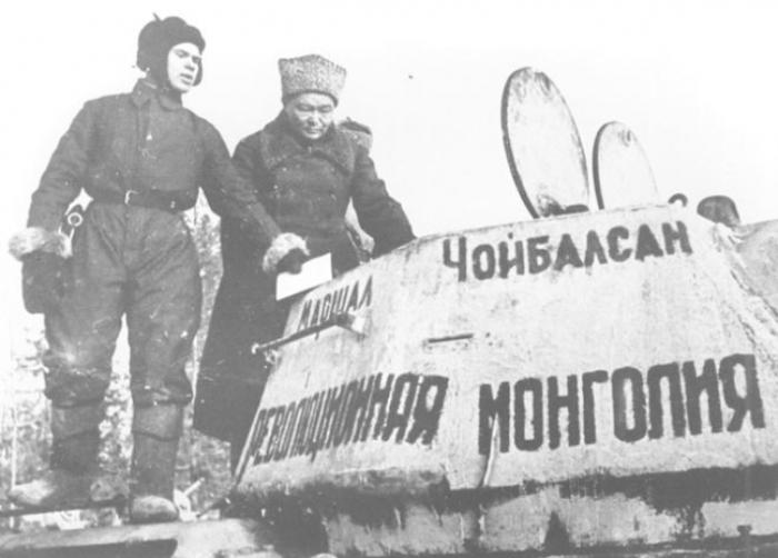 На фронтах Великой Отечественной отличились тысячи монголов-добровольцев./Фото: sonin.mn