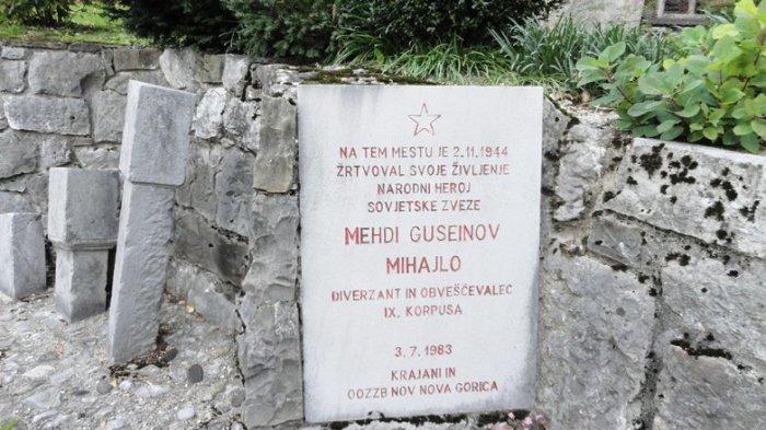 Место гибели Мехти. /Фото: pbs.twimg.com