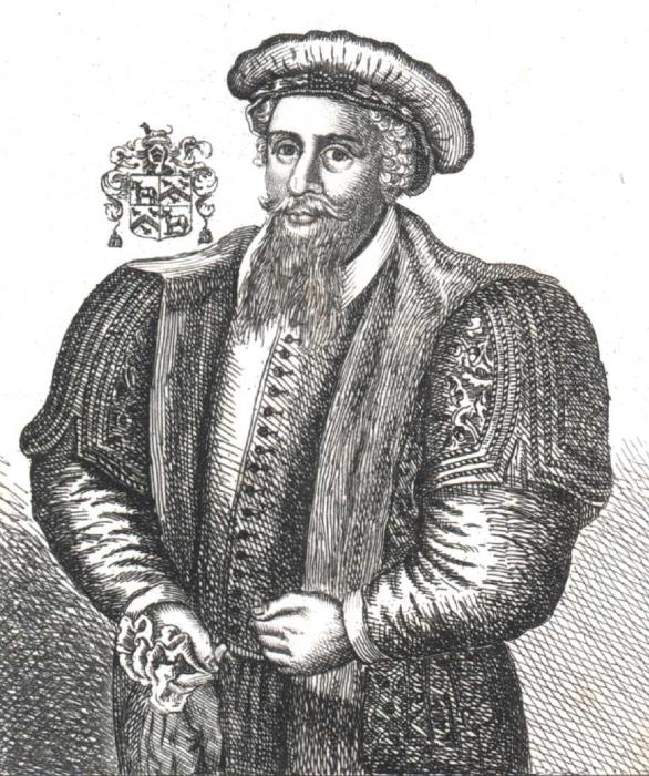 В 1594 году, после долгих уговоров Бориса Годунова, Марк Ридли принял предложение стать лейб-медиком царя Федора Ивановича./Фото: upload.wikimedia.org