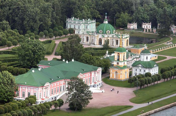 Усадьбы Кусково была излюбленным местом москвичей. /Фото: ratanews.ru