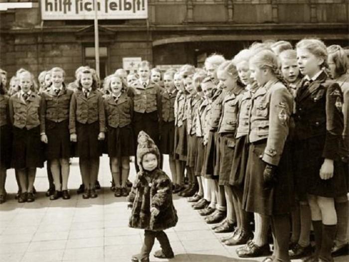 Lebensborn называли «фабрикой детей Гиммлера»./Фото: image.baophapluat.vn