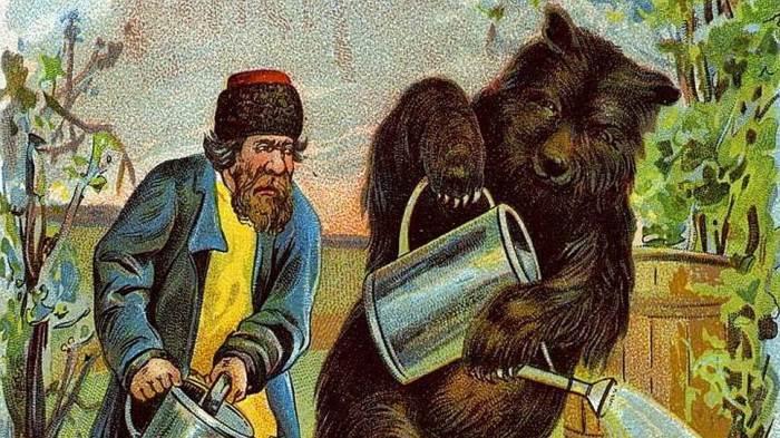Медведь, по мнению древних славян, олицетворял силу, семью и богатство. /Фото: im.kommersant.ru
