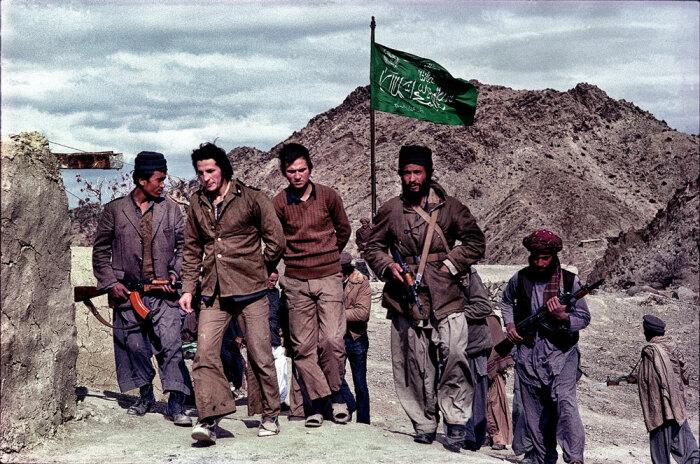 Советские военнопленные. /Фото: bezpekavip.com