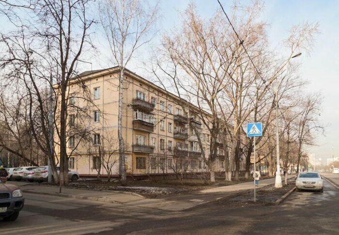 Первая хрущёвка на улице Гримау, 16. /Фото: protatarstan.ru