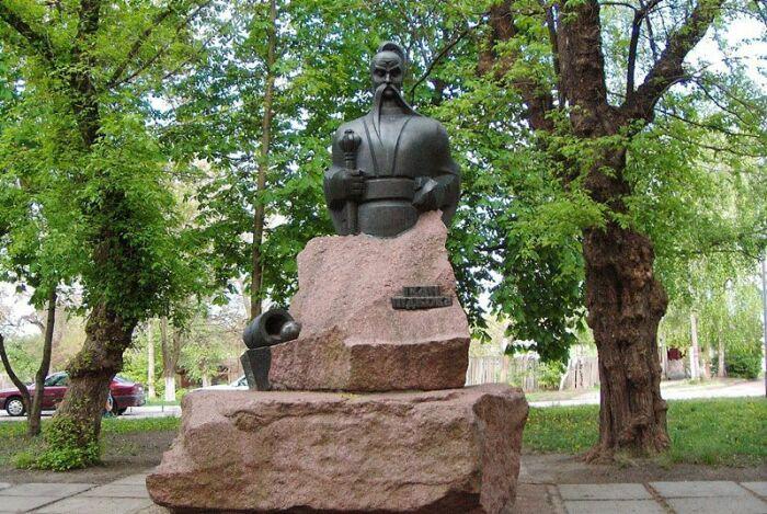 Памятник во Львове. /Фото: shukach.com