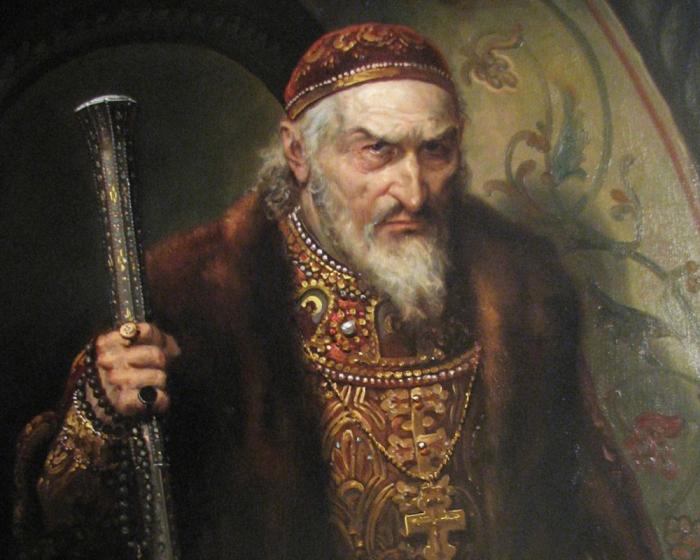 Осиновик утверждал, что он внук Ивана Грозного. /Фото: history-doc.ru