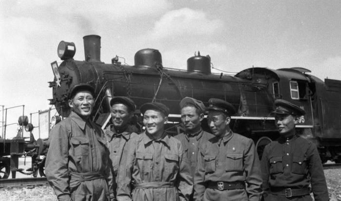 Монгольская армия усилилась обученными в СССР военными./Фото: topwar.ru