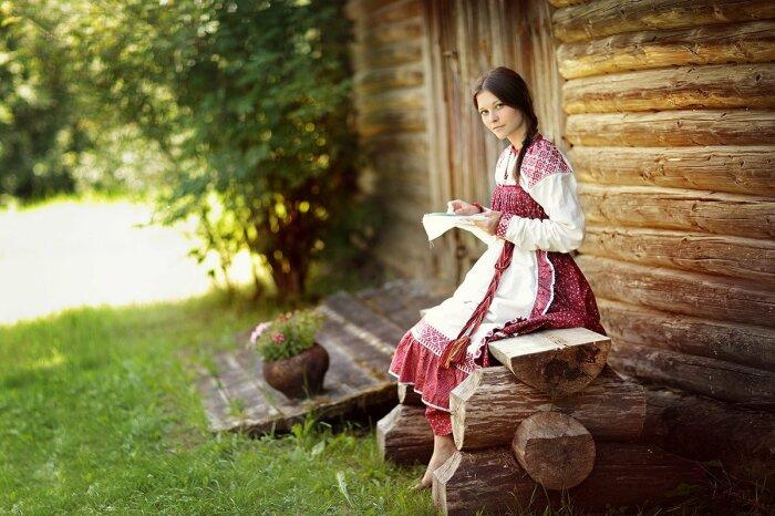 Засидевшиеся в девках были готовы набиваться в жены. /Фото: pbs.twimg.com