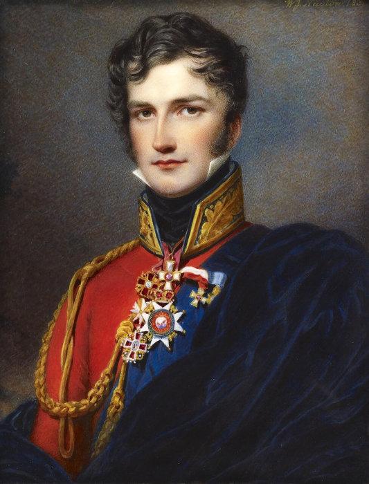 Бельгийский монарх Леопольд Первый./Фото: img-fotki.yandex.ru