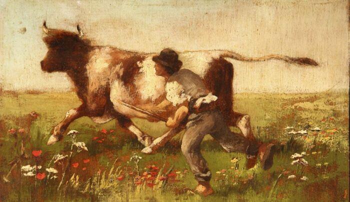Пастухов называли колдунами. /Фото: davincist.ru
