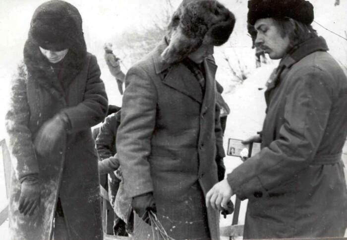 Защищать природный фонд вызвались студенты-дружинники. /Фото: историческая-самара.рф