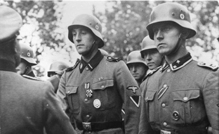 Отряд Waffen-SS./Фото: cdn1.img.inosmi.ru