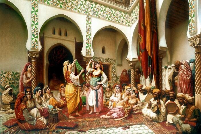 Слово «серальки» произошло от «сераль», что в переводе означает «гарем». /Фото: osmanli.site