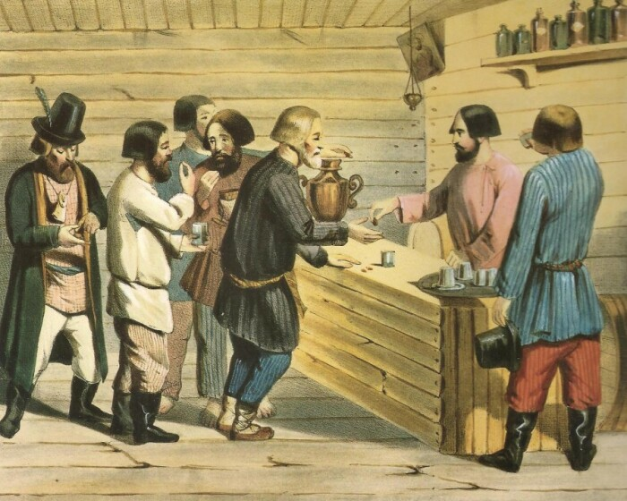 Раньше и плотнее других в Российской империи с чаем подружились сибиряки. /Фото: tea-terra.ru