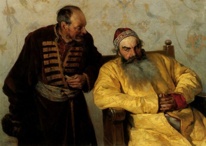 По официальной версии Иван Грозный пошел на Новгород по причине заговора против царской власти./Фото: artchive.ru