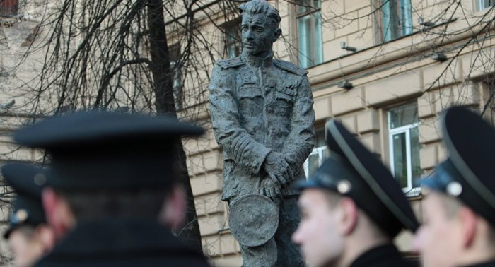 Памятник герою-подводнику. /Фото: cdn1.img.sputnik.md