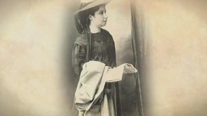 В 19 лет Анжелика Балабанова отправилась покорять Европу. /Фото: vdp.mycdn.me