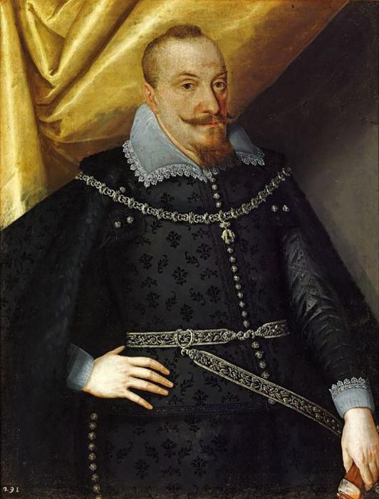 Сигизмунд III — король польский и великий князь литовский с 27 декабря 1587 года, король шведский с 27 ноября 1592 по июль 1599 года./Фото: content.onliner.by