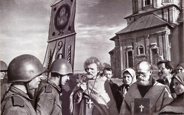 Многие священники во время войны участвовали в партизанском движении на оккупированных территориях. /Фото: mtdata.ru