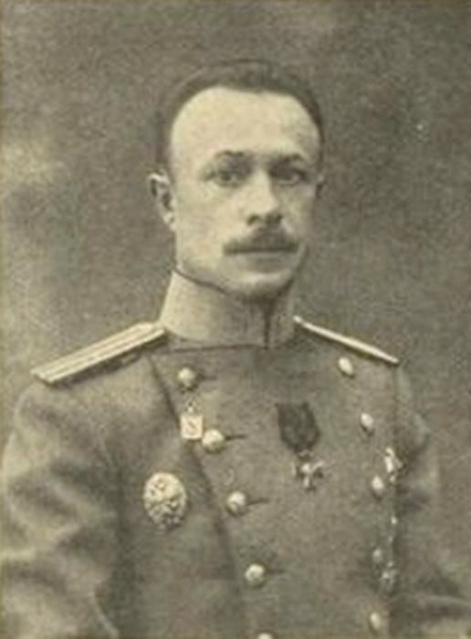 Генерал Михаил Ипполитович Занкевич./Фото: ic.pics.livejournal.com