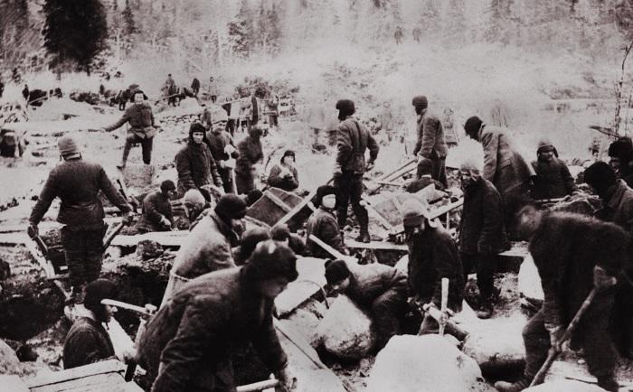 Кульчицкий был репрессирован и сослан на строительство Беломорско-Балтийского канала. /Фото: i.pinimg.com