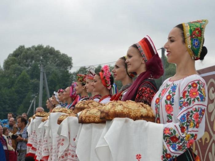 Празднование Дня славянского единства в Брянске. /Фото: bryansk.er.ru