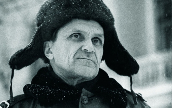 Уже нездоровый писатель. Вторая половина 60-Ñ./Фото: soyuz.ru