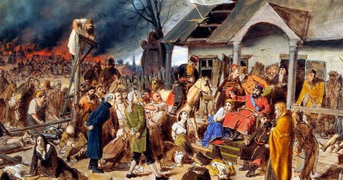 Суд под предводительством Пугачева./Фото: sun9-10.userapi.com