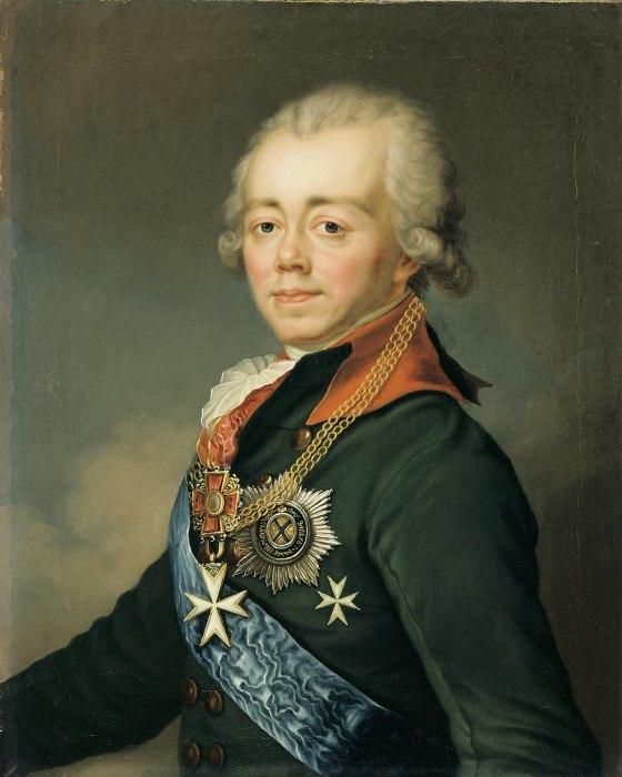 Павел I – император Всероссийский./Фото: upload.wikimedia.org