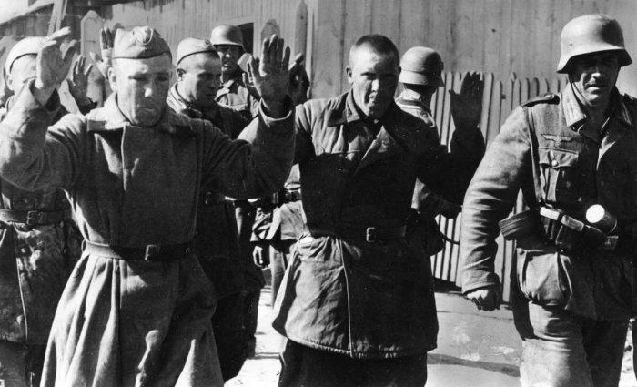 Лукин попал в плен в 1941 году. /Фото: avatars.mds.yandex.net