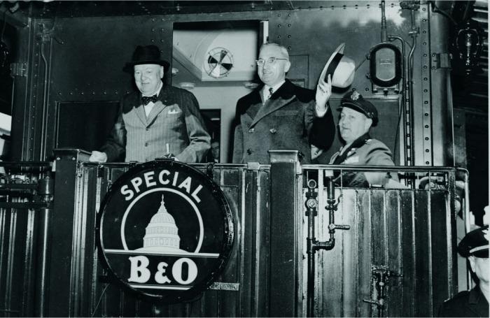 Трумэн одобрял планы Черчилля. /Фото: lh6.googleusercontent.com